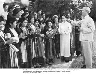 Tư tưởng nhân văn của Chủ tịch Hồ Chí Minh đối với phụ nữ