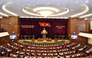 Khai mạc Hội nghị Trung ương lần thứ 2 (khóa XIII)