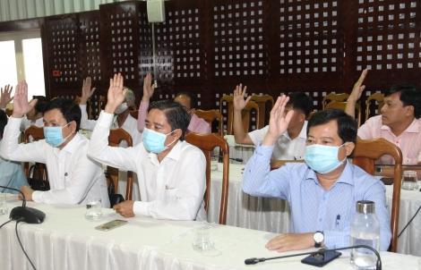 UBND tỉnh giới thiệu người ứng cử đại biểu HĐND tỉnh nhiệm kỳ 2021-2026