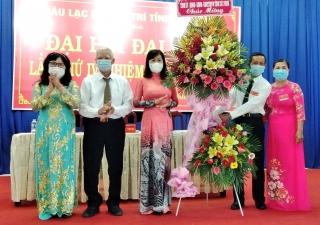 Đại hội đại biểu Câu lạc bộ Hưu trí tỉnh Tây Ninh