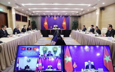 Tiếp tục đẩy mạnh hợp tác hữu nghị Campuchia - Lào - Việt Nam