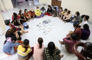 Công an Hòa Thành, Châu Thành: Triệt xóa tụ điểm đánh bạc thu giữ gần 400 triệu đồng