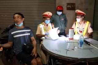 Công an tỉnh Tây Ninh: Tăng cường kiểm tra nồng độ cồn