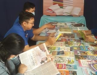 Huyện đoàn Tân Biên: Tổ chức ngày hội đọc sách