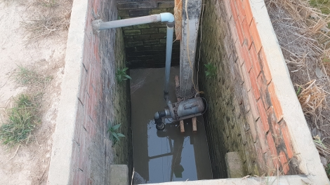 Châu Thành: Nhiều nơi thiếu nước phục vụ sản xuất và sinh hoạt