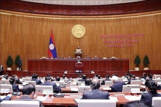 Lãnh đạo Đảng gửi điện mừng tới lãnh đạo Nhà nước, Chính phủ và Quốc hội Lào