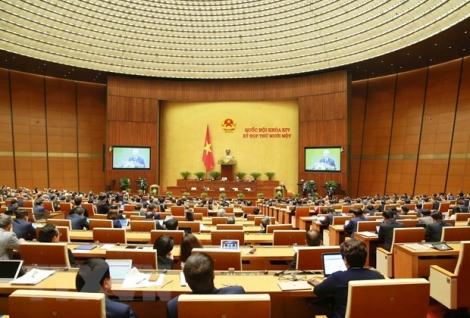 Tuần làm việc thứ 2 kỳ họp Quốc hội: Quyết định công tác nhân sự