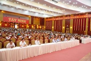 Bế mạc Hội nghị trực tuyến toàn quốc nghiên cứu, học tập, quán triệt, tuyên truyền Nghị quyết Đại hội XIII của Đảng