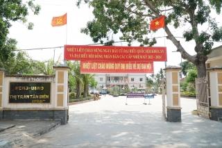 Giám sát, kiểm tra công tác bầu cử tại huyện Tân Biên