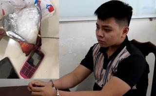 Công an TP.Tây Ninh: Bắt quả tang đối tượng tàng trữ trái phép chất ma túy