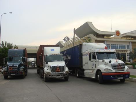 3 tháng đầu năm 2021: Cửa khẩu quốc tế Mộc Bài và Xa Mát thu phí phương tiện hơn 78 tỷ đồng