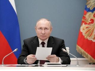 Ông Putin ký luật mở đường cho ông làm tổng thống tới năm 2036