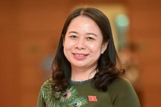 Đề cử bà Võ Thị Ánh Xuân để Quốc hội bầu giữ chức Phó Chủ tịch nước