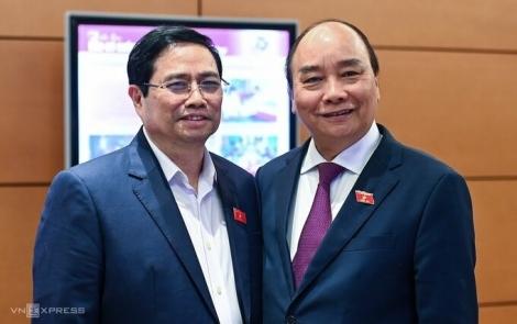 Các nước chúc mừng ban lãnh đạo mới của Việt Nam