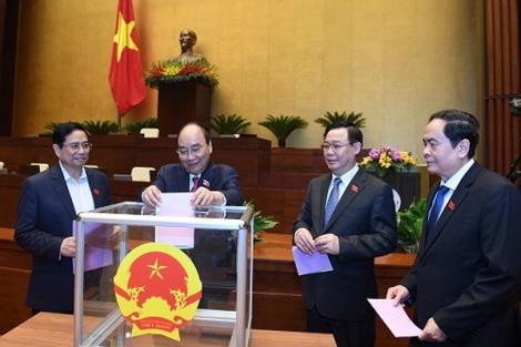 Miễn nhiệm Phó Chủ tịch nước Đặng Thị Ngọc Thịnh