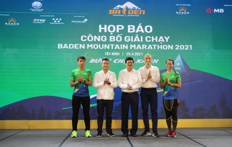 Chính thức khởi động Giải chạy BaDen Mountain Marathon 2021