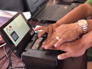 Công an tỉnh tổ chức cấp thẻ CCCD gắn chip lưu động tại 23 điểm trên toàn tỉnh