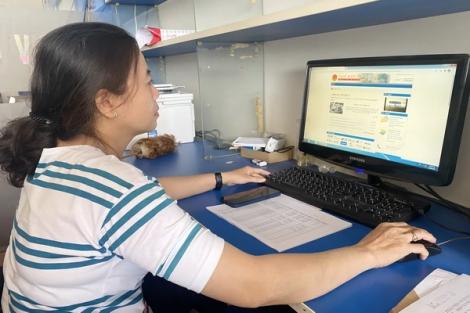 Ứng dụng công nghệ thông tin trong quản lý thuế
