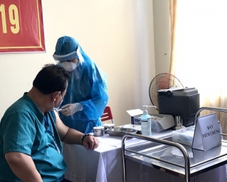 Trên 55.000 người đã tiêm vắc-xin Covid-19; liên tiếp các buổi sáng không có ca bệnh