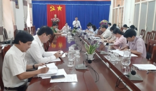 Ủy ban Bầu cử Thành phố họp phiên thứ 5