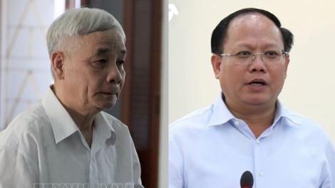Khai trừ ra khỏi Đảng đối với ông Tất Thành Cang và ông Lê Văn Phước