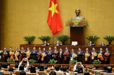 Quốc hội hoàn thành công tác nhân sự, bế mạc Kỳ họp 11