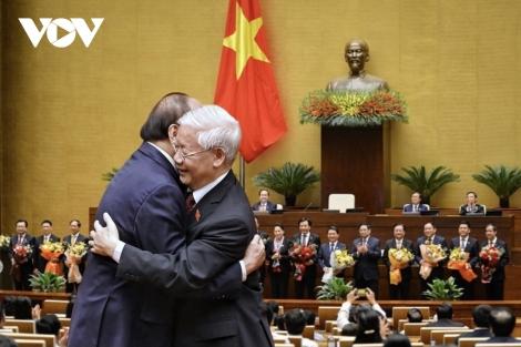 """Chuyển giao thế hệ lãnh đạo: Hiện thực hóa khát vọng """"Việt Nam hùng cường"""""""