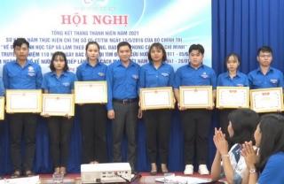 Huyện đoàn Dương Minh Châu: Tổng kết Tháng Thanh niên 2021 và sơ kết 5 năm thực hiện Chỉ thị 05 của Bộ Chính trị