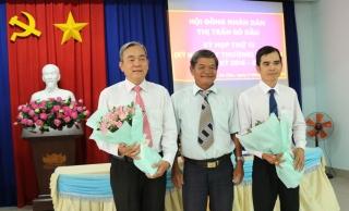 Kết thúc mô hình Bí thư cấp ủy đồng thời là Chủ tịch UBND thị trấn Gò Dầu
