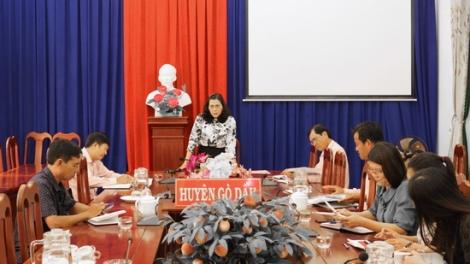Quý I.2021: Ngân hàng chính sách xã hội huyện Gò Dầu giải gần 16 tỷ đồng cho hơn 760 hộ vay