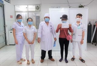 Tây Ninh: Ca Covid-19 thứ 17 ra viện
