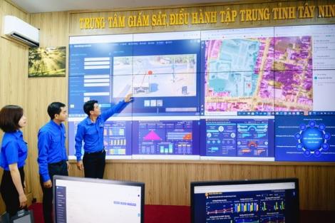 Tây Ninh vào nhóm các tỉnh, thành phố thực hiện chuyển đổi số khá