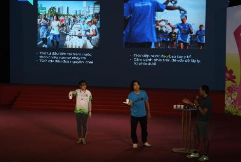 Tập huấn tình nguyện viên cho Giải chạy BaDen Mountain Marathon 2021