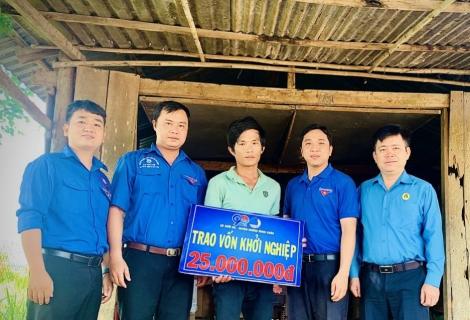 Khởi công xây tặng nhà nhân ái cho thanh niên có hoàn cảnh khó khăn