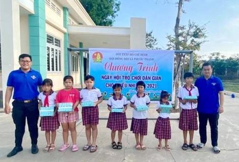 Phước Thạnh tổ chức Ngày hội Trò chơi dân gian