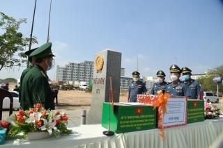 Bộ Chỉ huy BĐBP tỉnh chúc tết LLVT 3 tỉnh biên giới tiếp giáp