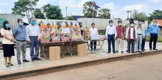 Tỉnh Tây Ninh chúc Tết cổ truyền dân tộc Khmer Chol Chnam Thmay các tỉnh thuộc Vương quốc Campuchia