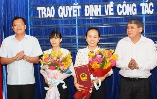 Bổ nhiệm Phó Chánh Văn phòng đoàn ĐBQH, HĐND tỉnh