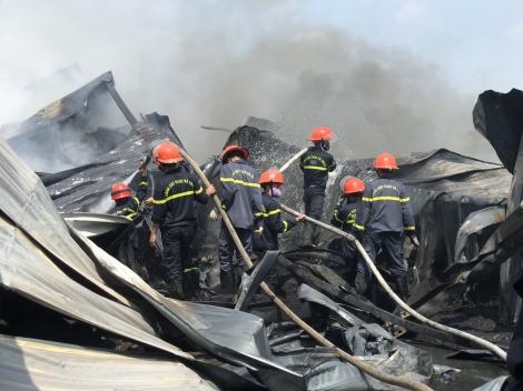 3 năm, cả nước xảy ra 10.930 vụ cháy
