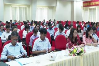 Đến cuối năm 2020, toàn tỉnh có gần 10.000 người tham gia BHXH tự nguyện