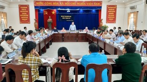 Huyện Bến Cầu: Xuất, nhập cảnh trái phép ngày càng tăng
