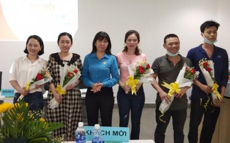 Đại hội thành lập Công đoàn cơ sở công ty TNHH Công cụ Xinke (Việt Nam)