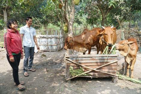 Kỳ 1 huyện Tân Châu: Nhiều mô hình giúp đỡ hộ nghèo