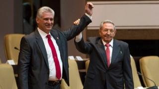 Đồng chí Miguel Diaz-Canel Bermudez giữ chức vụ Bí thư thứ nhất Đảng Cộng sản Cuba