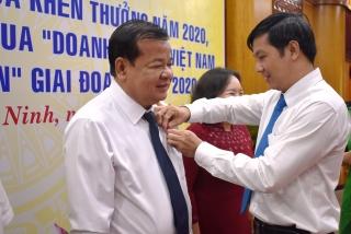 Tây Ninh: Tổng kết công tác thi đua khen thưởng năm 2020