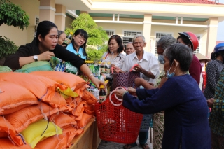 Các cấp Hội LHPN thị xã Hoà Thành: Tuyên truyền bầu cử đại biểu Quốc hội khoá XV và đại biểu HĐND các cấp nhiệm kỳ 2021-2026