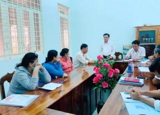 UBND huyện Dương Minh Châu: tổ chức đối thoại trực tiếp các hộ dân về dự án đường Đất Sét - Bến Củi
