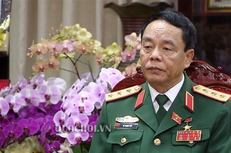 Thượng tướng Võ Trọng Việt được rút khỏi danh sách ứng cử đại biểu QH khoá XV