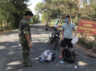Biên phòng Tây Ninh: Một ngày bắt giữ 3 đối tượng nhập cảnh trái phép