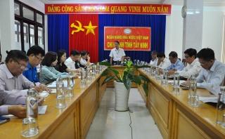 Ngân hàng nhà nước chi nhánh Tây Ninh: 3 tháng đầu năm 2021, Tăng trưởng tín dụng tốt, tiếp tục kéo giảm nợ xấu